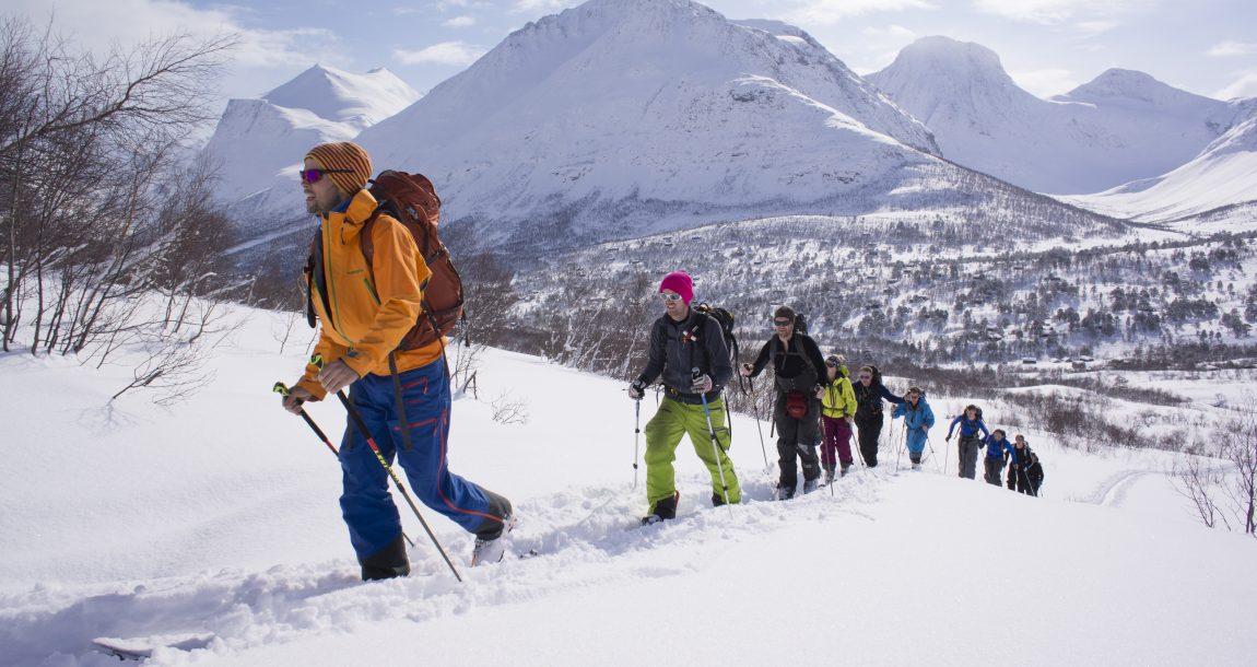 Topptur ski Romsdalen