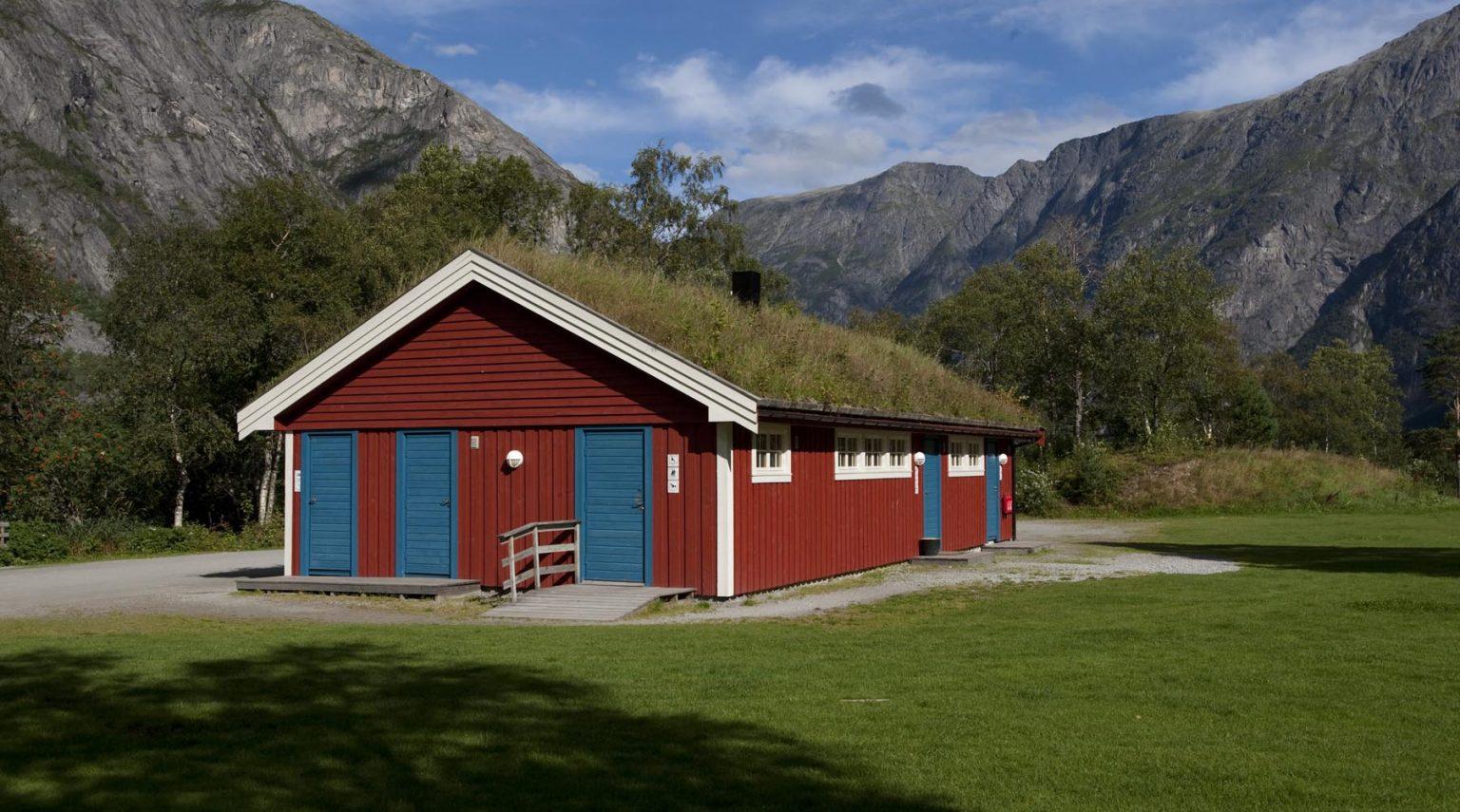 Trollveggen Camping Romsdalseggen